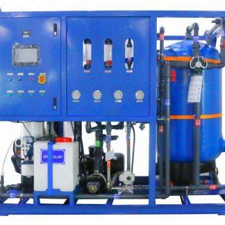 Meriveden puhdistuslaite 1500LPH